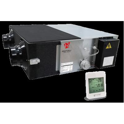 Компактная приточно-вытяжная установка SOFFIO PRIMO
